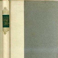 Libros de segunda mano: JOSÉ A. BALSEIRO : SAUDADES DE PUERTO RICO / LA PUREZA CAUTIVA (1957) . Lote 29042415