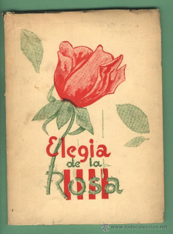 ELEGIA DE LA ROSA. PERE-ANTON CARTANYÀ I NADAL. REUS 1976. SIGNAT I DEDICAT PER L'AUTOR. EXLIBRIS. (Libros de Segunda Mano (posteriores a 1936) - Literatura - Poesía)