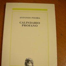 Libros de segunda mano: CALINDARIO PROFANO. Lote 29288203