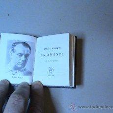 Libros de segunda mano: LA AMANTE (RAFAEL ALBERTI) CRISOLIN Nº 40 . Lote 30457499