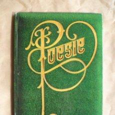 Libros de segunda mano: PUESIE, VER FOTOS. Lote 30569431