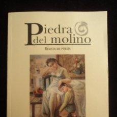 Libros de segunda mano: PIEDRA DE MOLINO. REVISTA POESIA. 55 Nº 13 OTOÑO 2010. Lote 30813548