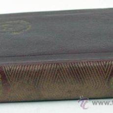 Libros de segunda mano: RUBÉN DARÍO, OBRAS POETICAS COMPLETAS, AGUILAR ED, 1945. Lote 30907544