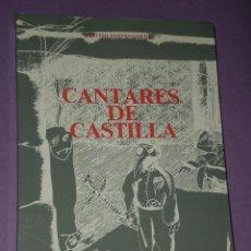 Libros de segunda mano: CANTARES POPULARES DE CASTILLA.. Lote 31343508