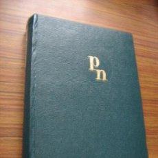 Libros de segunda mano: GABRIELA MISTRAL - POESIAS COMPLETAS - AGUILAR 1976. Lote 31455670