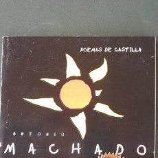 Libros de segunda mano: &-POEMAS DE CASTILLA-ANTONIO MACHADO-(MITOS POESIA). Lote 32010327