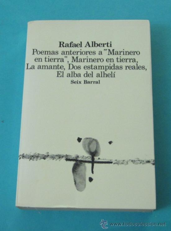Poemas Anteriores A Marinero En Tierra Mariner Sold