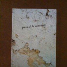 Libros de segunda mano: POESÍA DE LA INTEMPERIE. SELECCIÓN DE COPLAS FLAMENCAS. FRANCISCO J. CRUZ (ED.). AYTO. CARMONA 2010. Lote 32723127