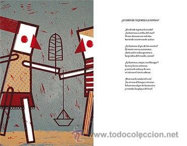 Libros de segunda mano: SELECCIÓN POÉTICA.GABRIELA MISTRAL.FAKTORÍA DE LIBROS, 1ª ED. 2009. ILUSTRACIONES DE PALOMA VALDIVIA - Foto 4 - 32953727
