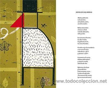 Libros de segunda mano: SELECCIÓN POÉTICA.GABRIELA MISTRAL.FAKTORÍA DE LIBROS, 1ª ED. 2009. ILUSTRACIONES DE PALOMA VALDIVIA - Foto 5 - 32953727
