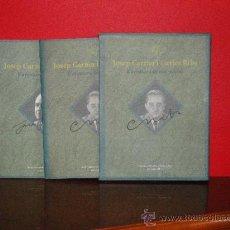 Libros de segunda mano: JOSEP CARNER I CARLES RIBA.-- L'AVENTURA DE DOS POETAS. Lote 33010535
