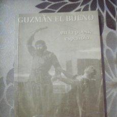 Libros de segunda mano: WENCESLAO SEGURA GONZÁLEZ (RECOP.), GUZMÁN EL BUENO EN LA POESÍA ESPAÑOLA. Lote 33267067