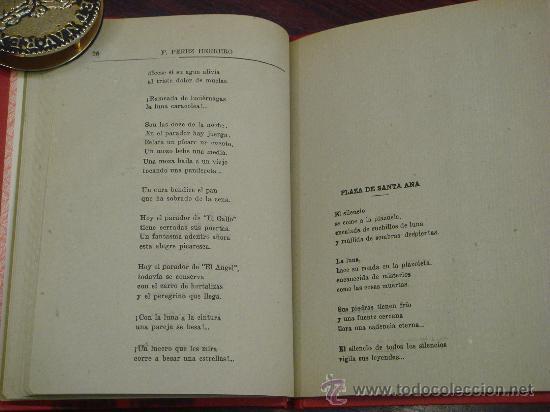 Libros de segunda mano: RETABLO LEONES, ROMANCES. FRANCISCO PEREZ HERRERO. 1940 - Foto 7 - 34938267