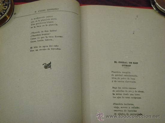 Libros de segunda mano: RETABLO LEONES, ROMANCES. FRANCISCO PEREZ HERRERO. 1940 - Foto 8 - 34938267