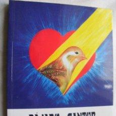 Libros de segunda mano: PÁJARO CANTOR. NICOLASA. 2002. Lote 36962091