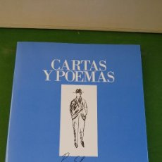 Libros de segunda mano: CARTAS Y POEMAS PABLO NERUDA BANCO EXTERIOR DE ESPAÑA 1990. Lote 37168956