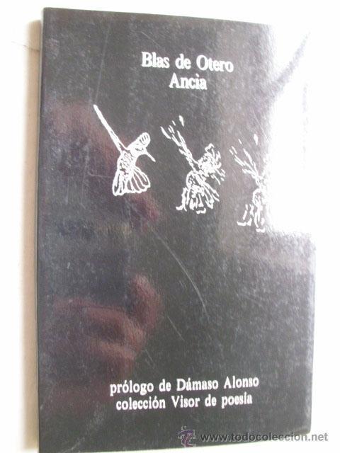 Ancia de otero blas 1992 comprar libros de poes a en - Libreria segunda mano valencia ...