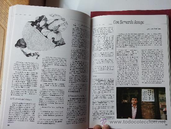Libros de segunda mano: ZURGAI, ESPECIAL, POETAS VASCOS, EUSKAL HERRIKO OLERKIAREN ALDIZKARIA, POETAS POR SU PUEBLO - Foto 6 - 37897753