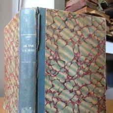 Libros de segunda mano: 1954.- LAS UVAS Y EL VIENTO. PABLO NERUDA. 1º EDICION. SANTIAGO DE CHILE.. Lote 38032572