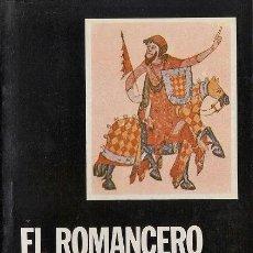 Libros de segunda mano - el romancero viejo - edicion de mercedes diaz roig - nº 52 - ed. catedra - año 1983 - at - 38871686
