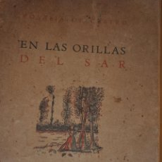 Libros de segunda mano: EN LAS ORILLAS DEL SAR. ROSALÍA DE CASTRO RM63408-V. Lote 39385645