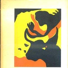 Libros de segunda mano: GARCÍA LORCA : LLANTO POR IGNACIO SÁNCHEZ MEJÍAS -EVOCACIÓN DE ALBERTI -ILUSTRADO. Lote 39387178