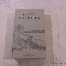 Libros de segunda mano: JOSÉ ANGEL VALENTE.. Lote 39793525