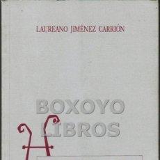 Libros de segunda mano: JIMÉNEZ CARRIÓN, LAUREANO. PERFILES LÍRICOS SOBRE POETAS ANDALUCES. Lote 40032883