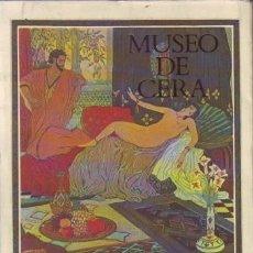 Libros de segunda mano: ALVAREZ, JOSÉ Mª: MUSEO DE CERA.. Lote 40134636