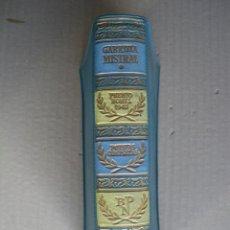 Libros de segunda mano: POESIAS COMPLETAS. GABRIELA MISTRAL.. Lote 41035608