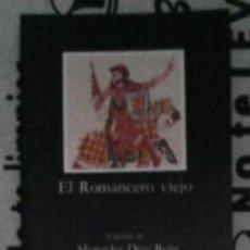 Libros de segunda mano: EL ROMANCERO VIEJO. Lote 41448533