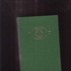 Libros de segunda mano: LOS 25000 MEJORES VERSOS DE LA LENGUA CASTELLANA -EDITA : CIRCULO LECTORES 1978. Lote 41454130