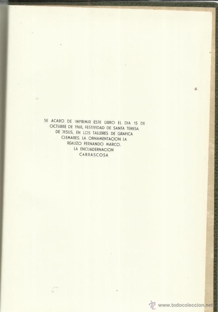 Libros de segunda mano: ANTOLOGÍA DE LA POESÍA HISPANO AMERICANA. URUGUAY. BIBLIOTECA NUEVA. MADRID . 1968 - Foto 4 - 41993444