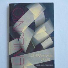 Libros de segunda mano: LA VOZ TOMADA. ANTOLOGIA 1996-2003 PLENILUNIO. 2003 120 PAG. Lote 42726647