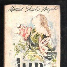 Libros de segunda mano: AUN... POEMAS DE MANUEL POMBO ANGULO. AFRODISIO AGUADO, EDITORES LIBREROS. 1º EDICION. 1955. Lote 42969391