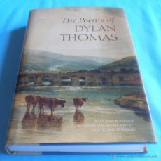 Libros de segunda mano: THE POEMS OF DYLAN THOMAS. Lote 43579114