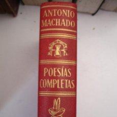 Libros de segunda mano: ANTONIO MACHADO. ESPASA CALPE. POESIA 1970. Lote 43888518