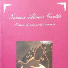 Libros de segunda mano: NOTICIAS DE UNA CORTE LITERARIA (1906); ROMANCES SOBRE EL TRASTALADO DE LA CORTE DE FELIPE III (1919. Lote 44780723