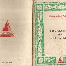 Libros de segunda mano: DARÍO XOHÁN CABANA. ROMANCEIRO DA TERRA CHÁ. RM66384-V. . Lote 45153944