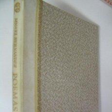 Libros de segunda mano: POEMAS DE AMOR,MIGUEL HERNANDEZ,1969,1ª EDICION ,ALFAGUARA ED,REF POESIA CRSTLA3. Lote 45277271