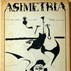 Libros de segunda mano: ASIMETRIA. REVISTA DE POESÍA. Nº 6-7 (REVISTA) COMADIRA - SAINT JOHN PERSE - SHAKESPEARE. Lote 144967873