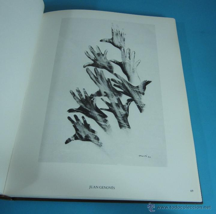Libros de segunda mano: CANTO A LA PAZ. PRESTIGIOSOS AUTORES DE LAS LETRAS Y LAS ARTES DE HABLA HISPANA. - Foto 3 - 133306155