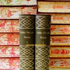 Libros de segunda mano: POESÍA . 1 Y 2 . AUTOR : NERUDA, PABLO . Lote 46352185