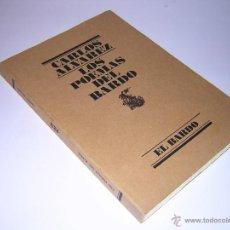 Libros de segunda mano: 1977 - CARLOS ALVAREZ - LOS POEMAS DEL BARDO - PRIMERA EDICION. Lote 46697262