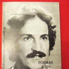 Libros de segunda mano: POEMAS A UN AMOR PROHIBIDO - RAFAEL RIPOLL . Lote 46737468