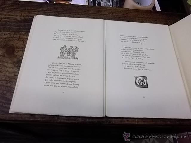 Libros de segunda mano: 33.-ESCATOLOGIA- LAUS PETANDI AMB UN PREFACI I NOTES DEL LLICENCIAT PETAU-ELS LLIBRES DE LA XIBECA - Foto 3 - 47200554