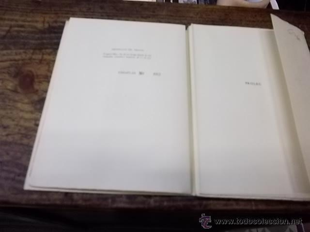 Libros de segunda mano: 33.-ESCATOLOGIA- LAUS PETANDI AMB UN PREFACI I NOTES DEL LLICENCIAT PETAU-ELS LLIBRES DE LA XIBECA - Foto 5 - 47200554