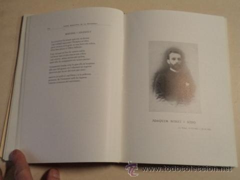 Libros de segunda mano: LA BISBAL D'EMPORDÀ – ANTOLOGIA DE POETES BISBALENCS DE LA RENAIXENÇA – PERE LLOBERAS - Foto 3 - 47558054