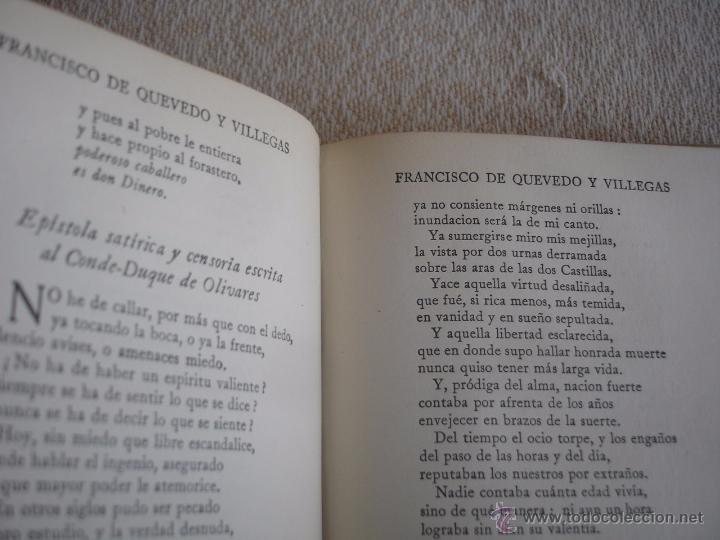 Libros de segunda mano: The Oxford Book of sapnish verse 1942 - Poesía, de la edad media al S. XX. en español - Foto 8 - 48654506