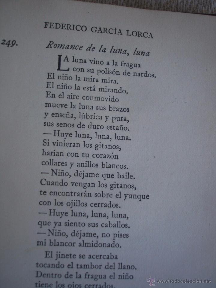 Libros de segunda mano: The Oxford Book of sapnish verse 1942 - Poesía, de la edad media al S. XX. en español - Foto 11 - 48654506